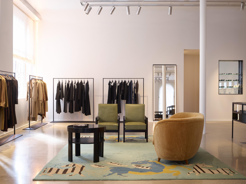 Eerste internationale retaillocatie van The Row geopend in Londen