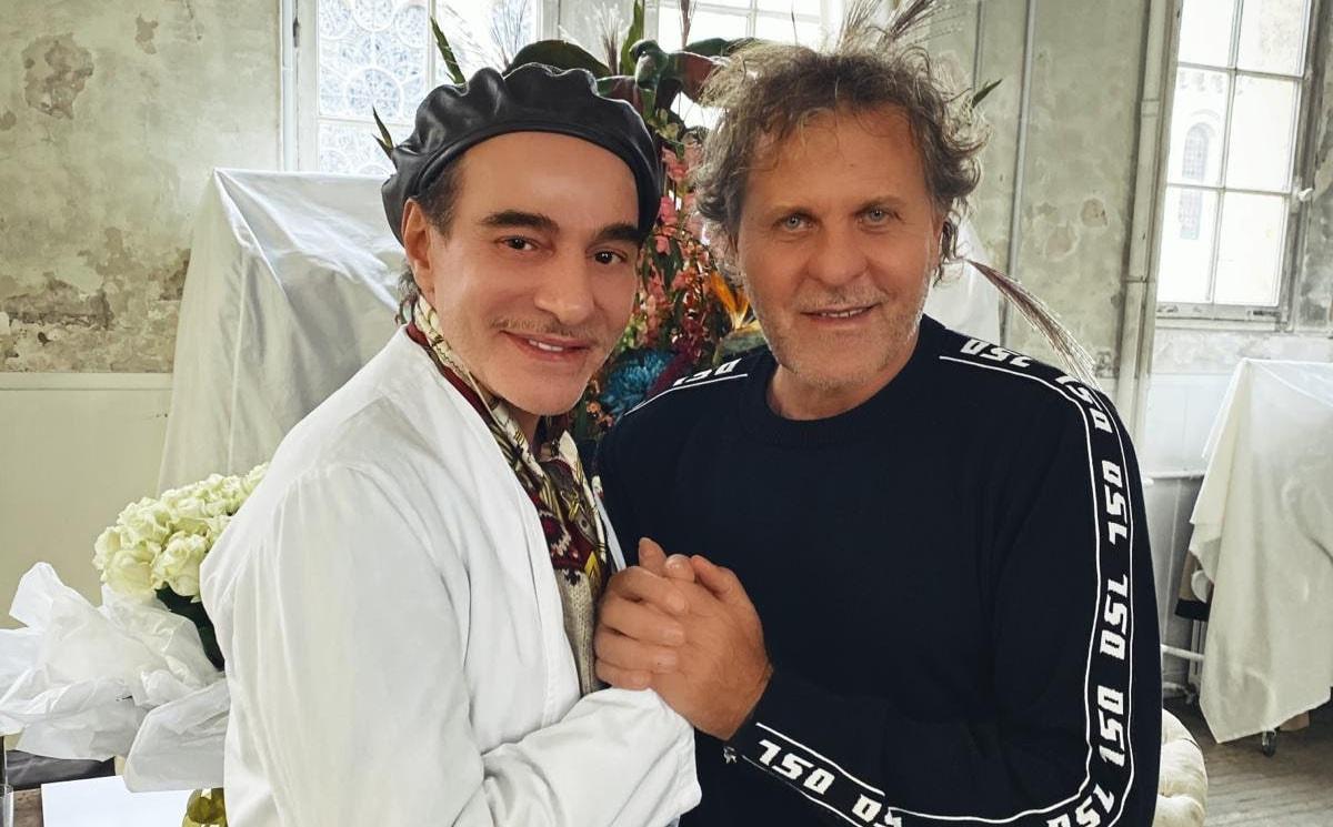 John Galliano verlengt contract bij Maison Margiela