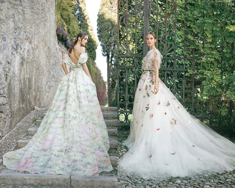 In beeld: 7 standout collecties tijdens Bridal Fashion Week herfst 2020