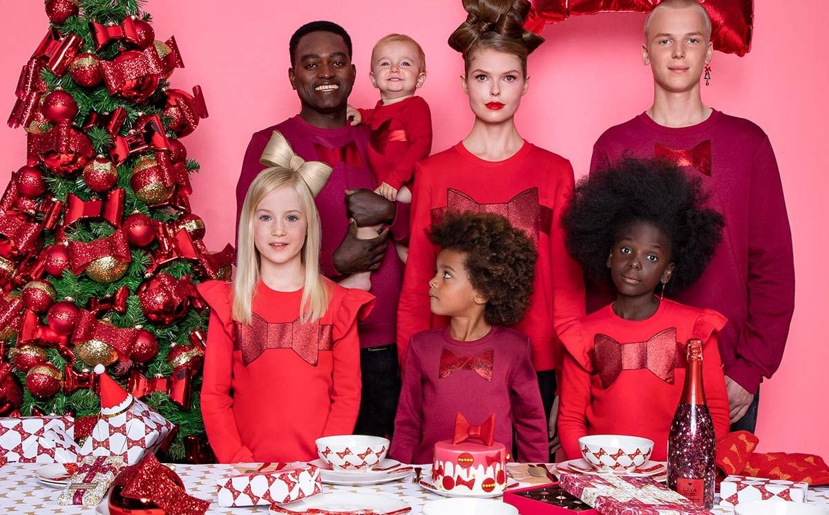 Viktor&Rolf ontwerpt kerstcollectie voor Hema
