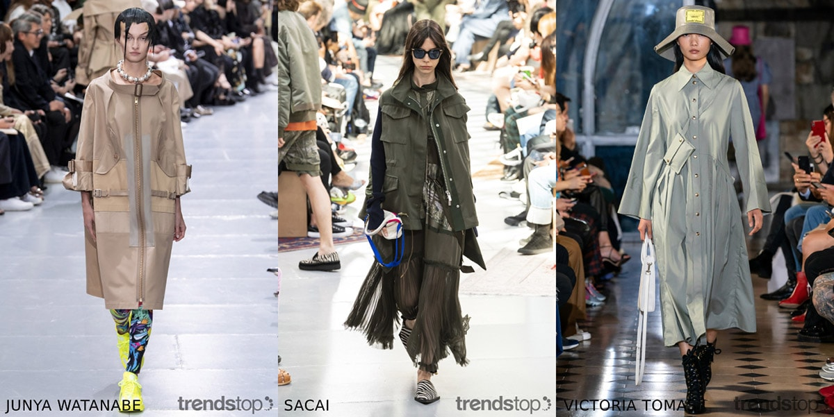 Belangrijke Catwalk Trends voor Voorjaar/Zomer 2020