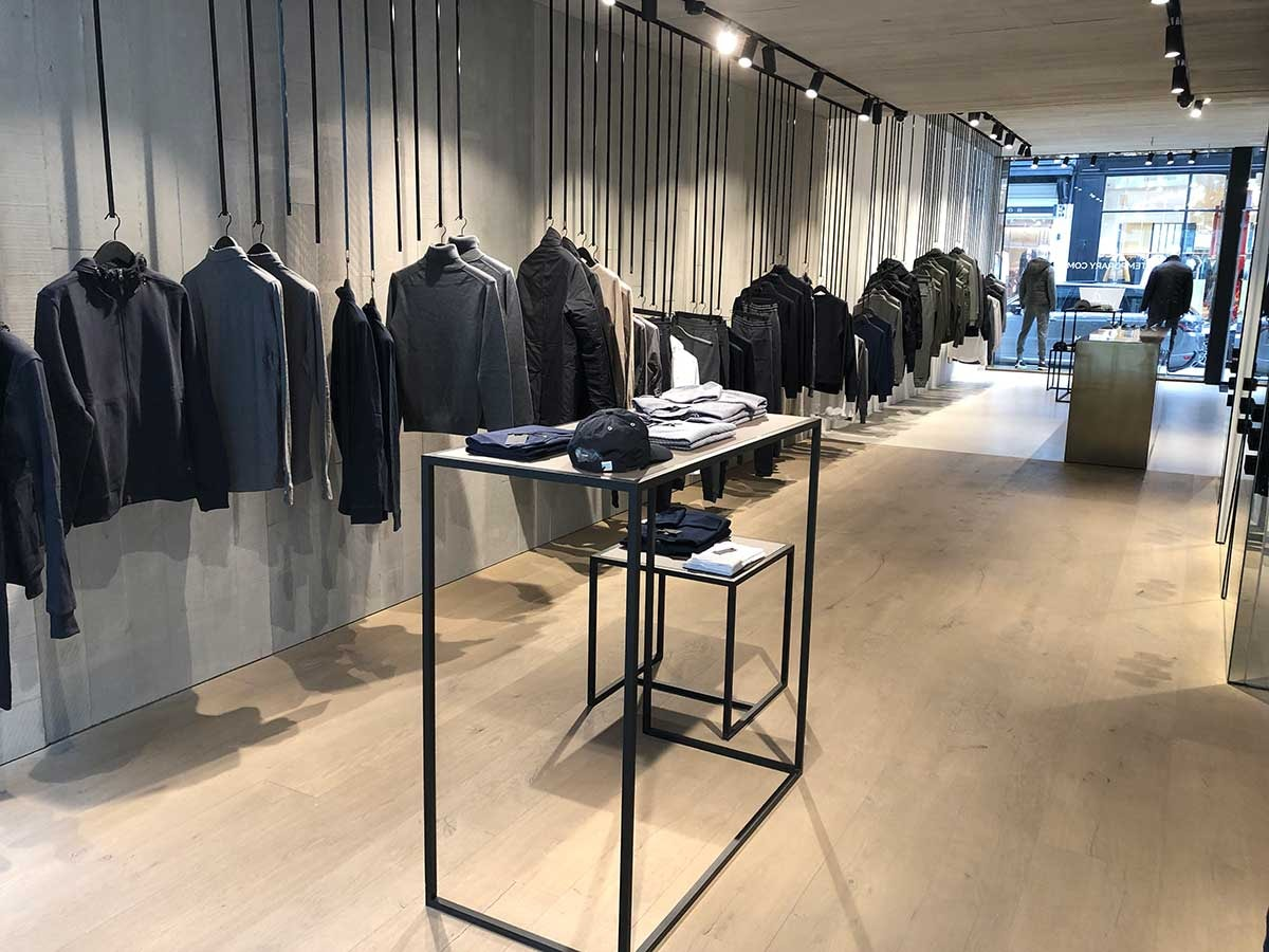 Mannenmodemerk Wahts opent deuren in Antwerpen
