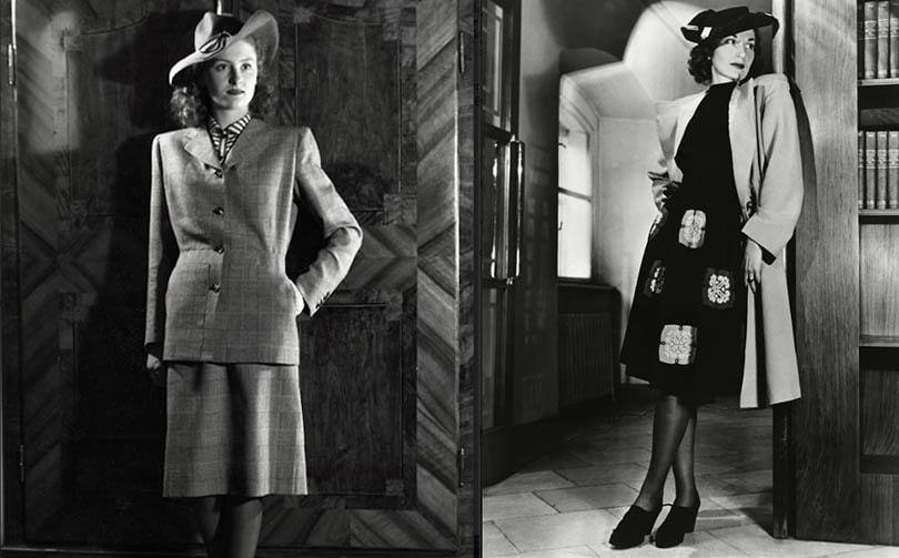 Mode op de bon in Verzetsmuseum: schaarste maakt inventief
