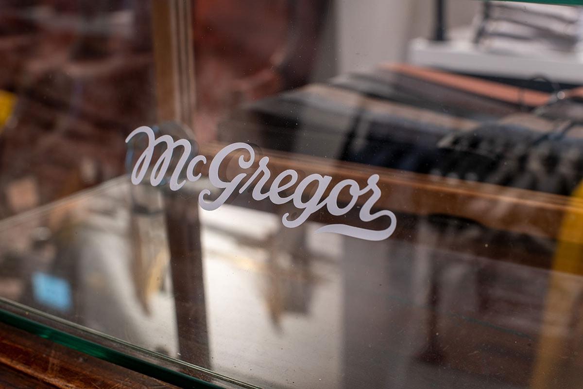 Binnenkijken bij eerste Nederlandse winkels van McGregor