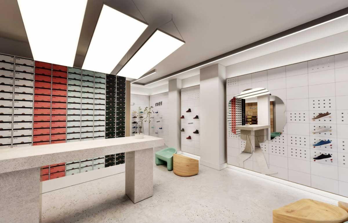 Kijken: Allbirds winkel in Berlijn