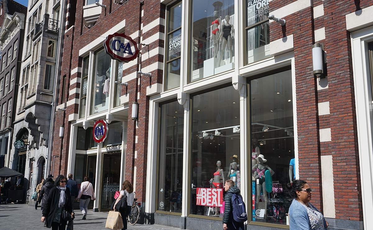 Vier grote steden onder de loep: Binnenstad Den Haag heeft meeste passanten in de winkelstraat
