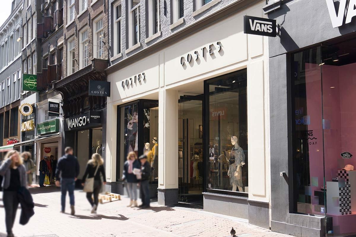 Winkelstraatdrukte 2019 onder de loep: passanten gedaald, maar bezoekers vaker kopers en verblijven langer