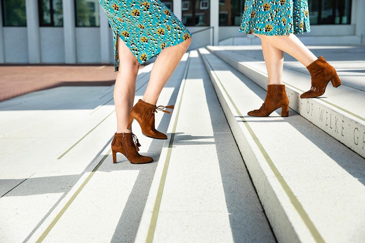 Van Dalen lanceert tweede Spijkers en Spijkers schoenencollectie