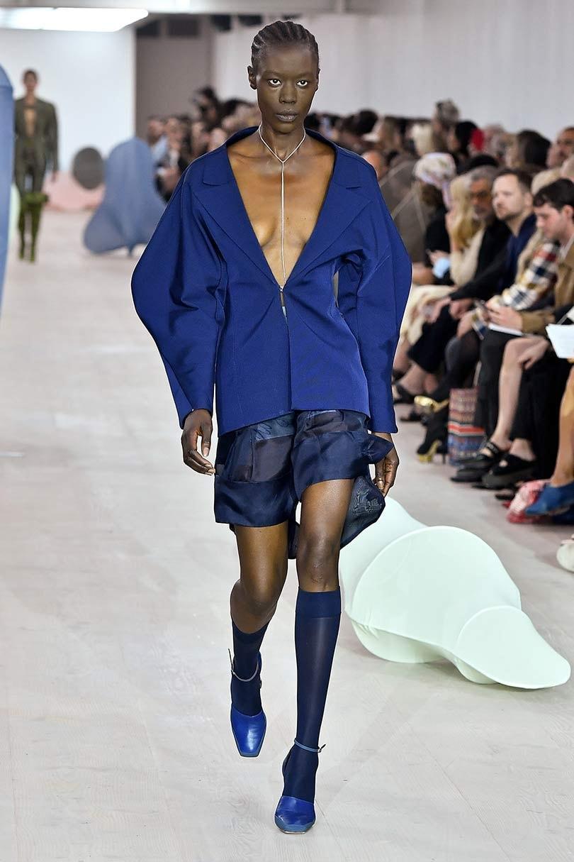 Gespot op de catwalk: Pantone's modekleuren lente/zomer 2020 New York Fashion Week