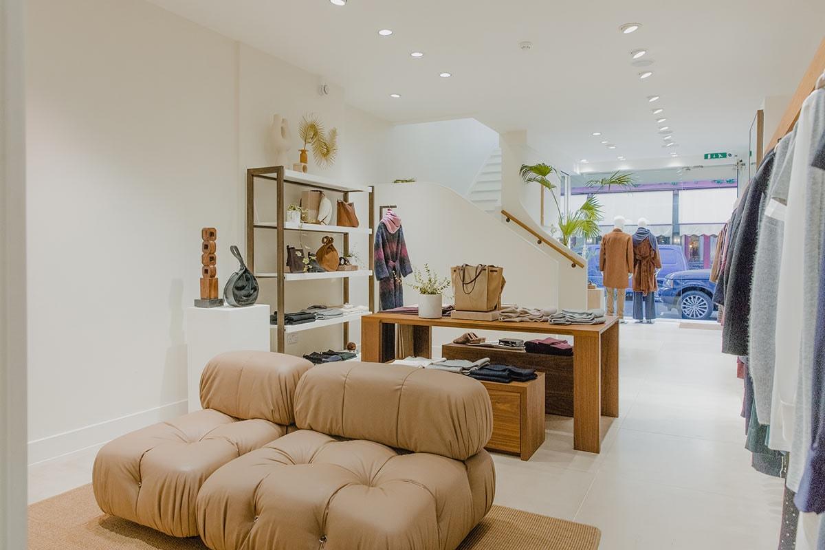 Kijken: Eerste Europese winkel van Vince geopend in Londen