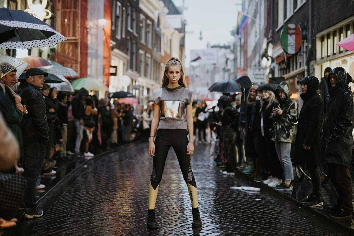 Nieuwe collectie van street fashion platform Rambler Studios is uniek in Nederlands modelandschap