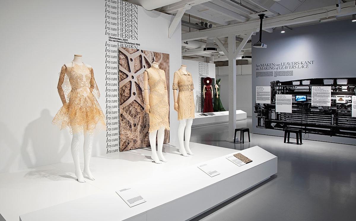 Creativiteit ontmoet vakmanschap in The Art of Lace