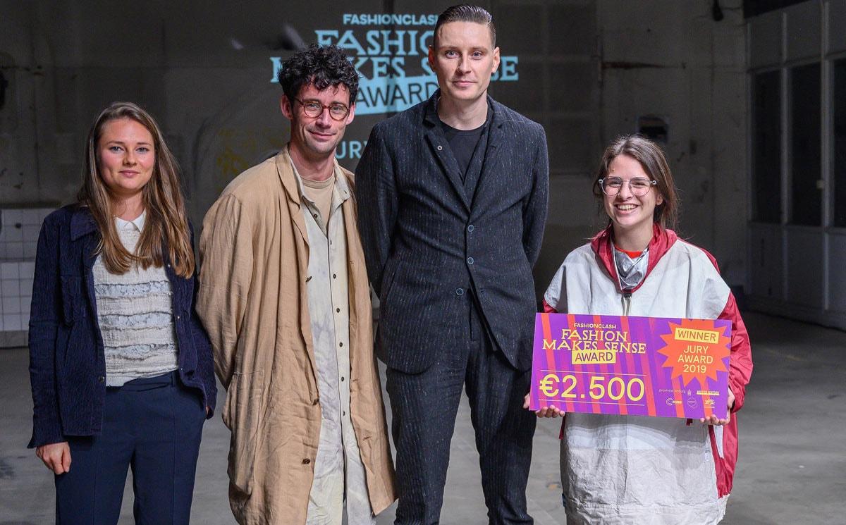 Iris van Wees en Garciabello grote winnaars bij Fashionclash