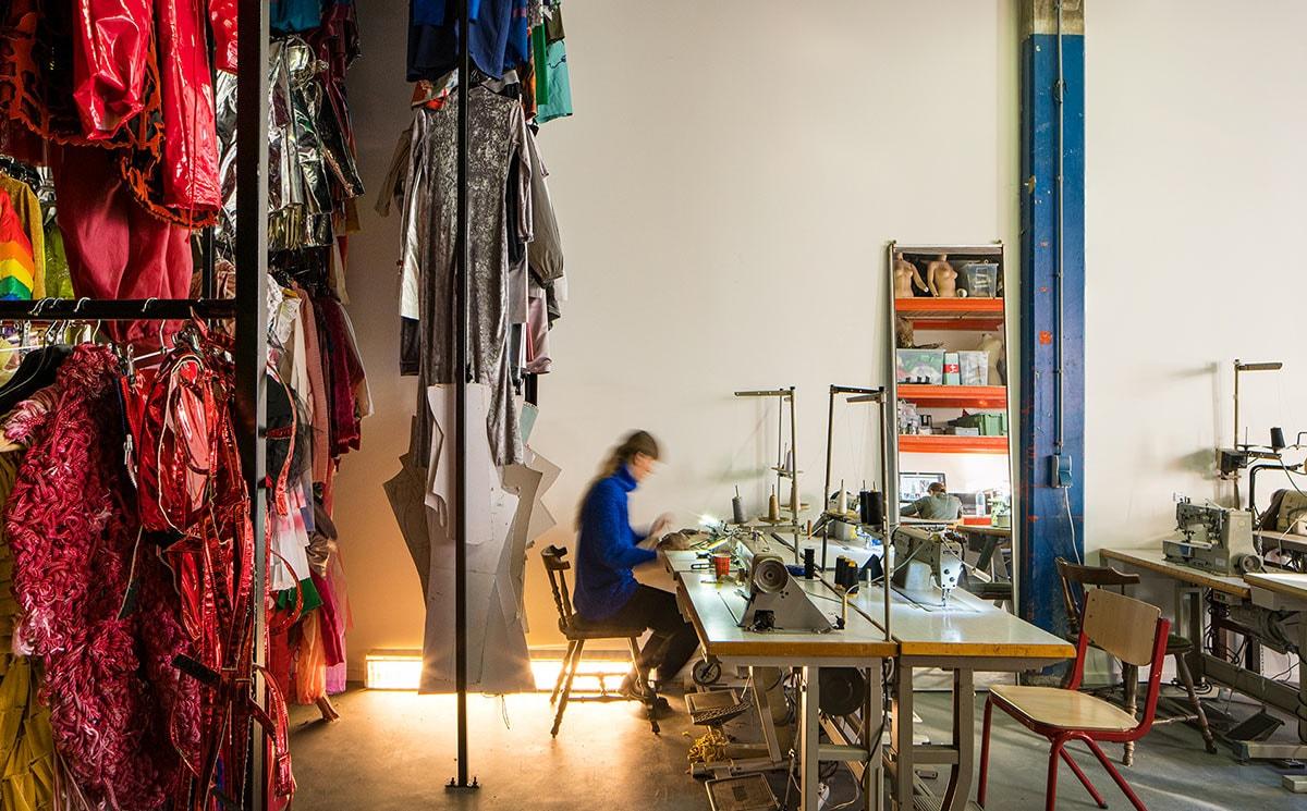 Nieuwe mode broedplaats De Wasserij brengt alle lagen van de industrie bij elkaar - FashionUnited NL