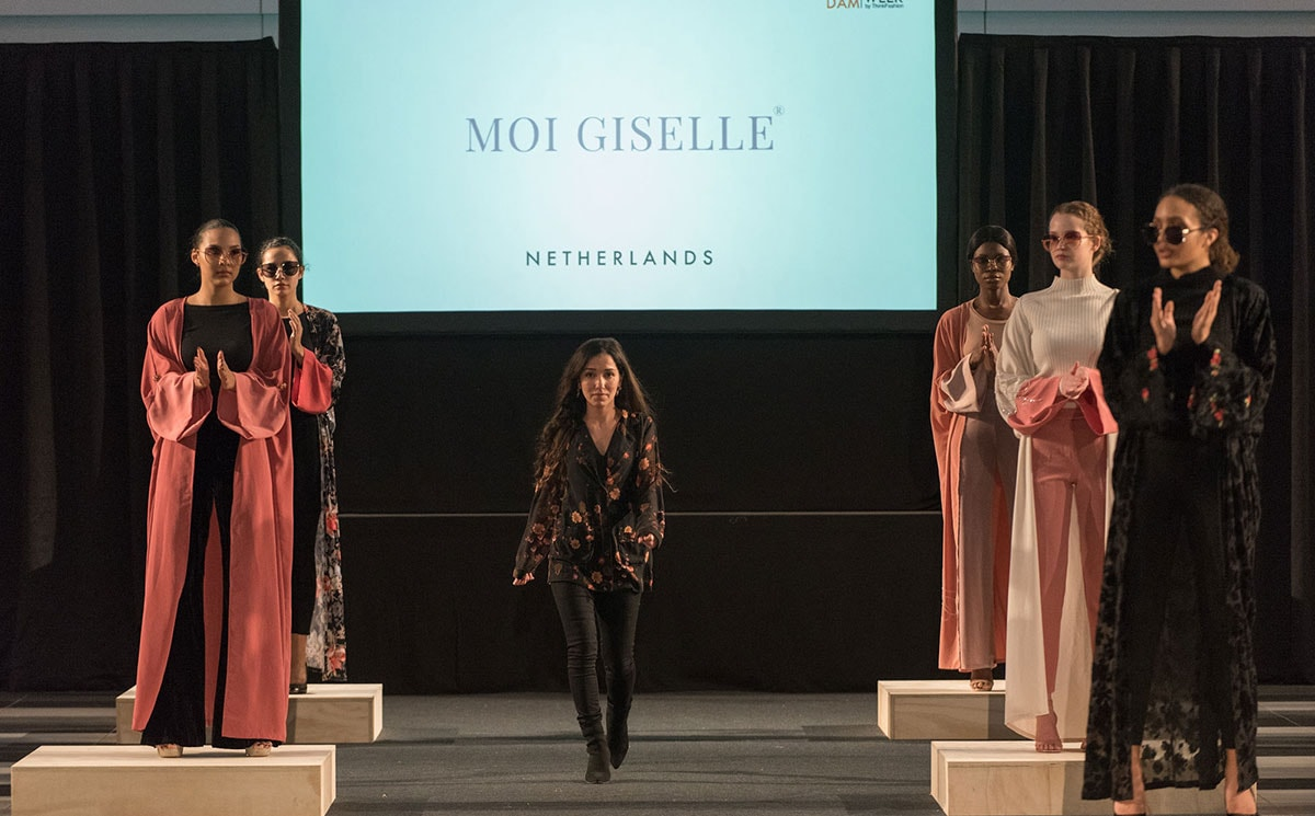In beeld: de eerste Modest Fashion Week in Nederland