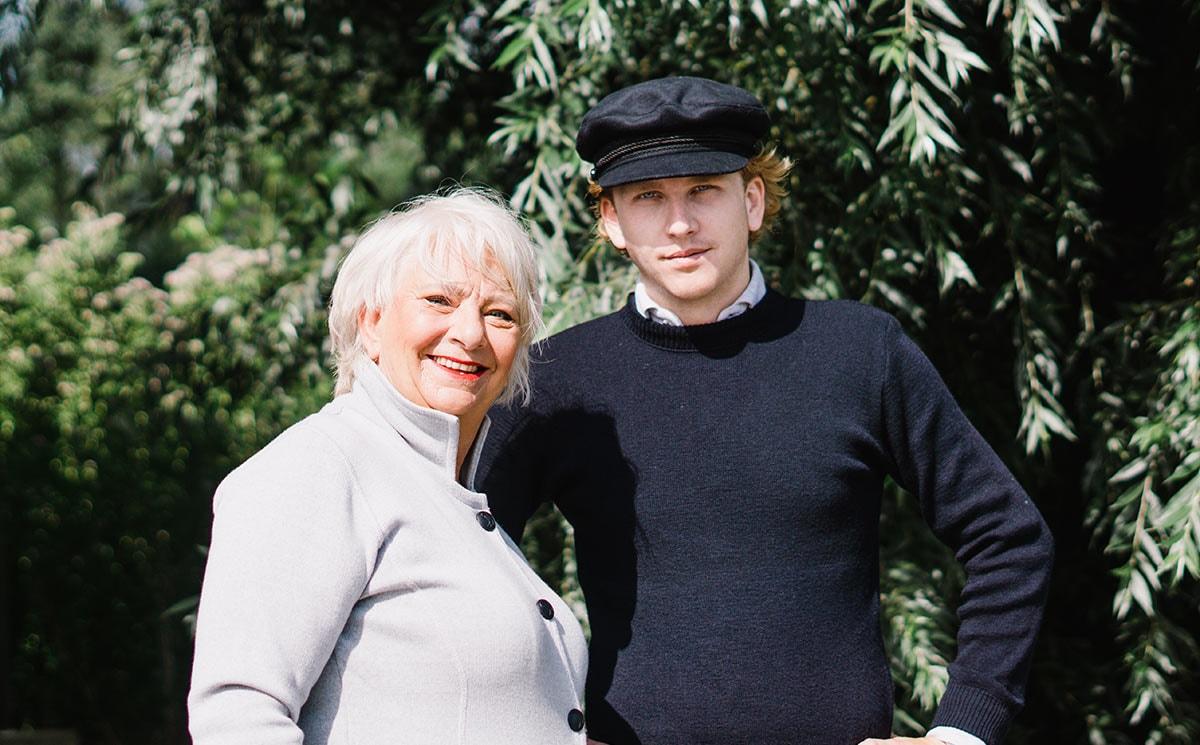 Mode in het bloed: familiebedrijf Roosenstein Wolke