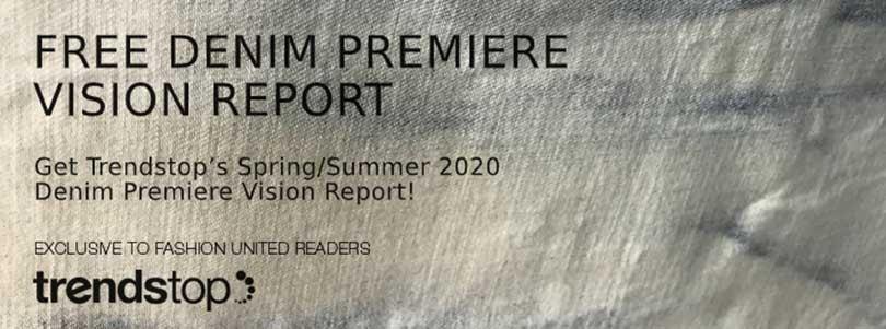 Trends voor SS2021 volgens Denim by Premiere Vision