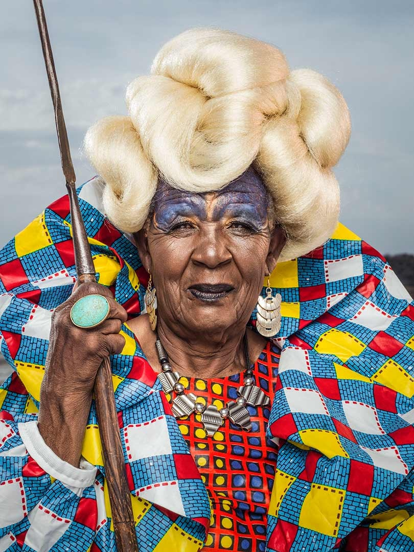 Pop-up tentoonstelling Now Look Here: The African Appearance geopend in Amsterdam