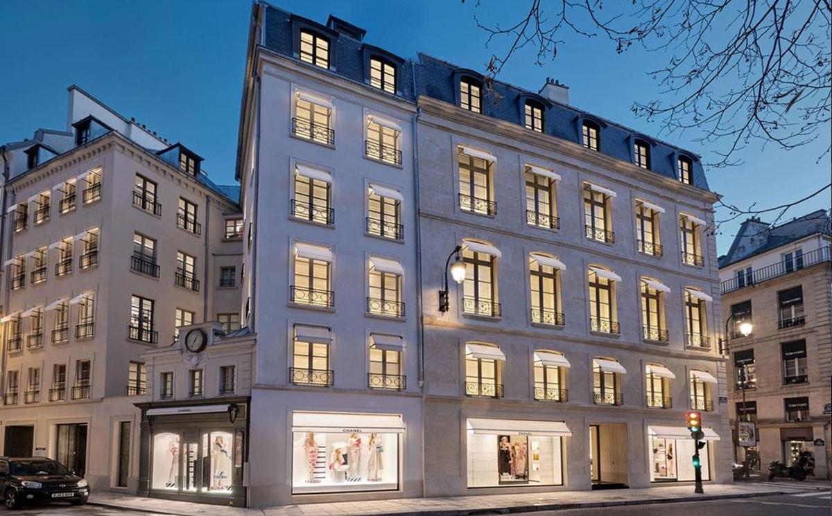 Chanel behaalt kleine 11 miljard euro aan omzet in 2019
