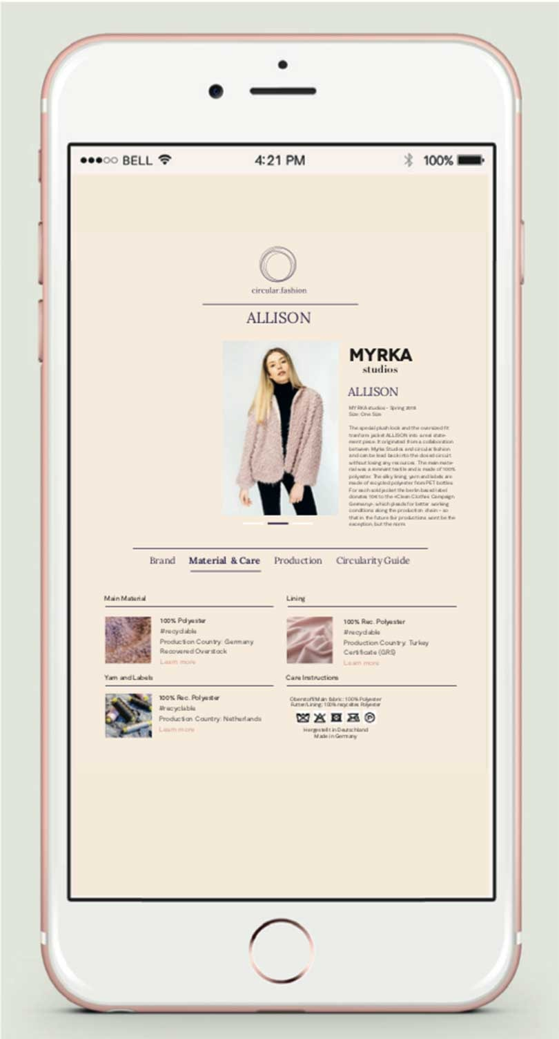 Hoe Circular.fashion de mode industrie op innovatieve manier helpt circulair te worden