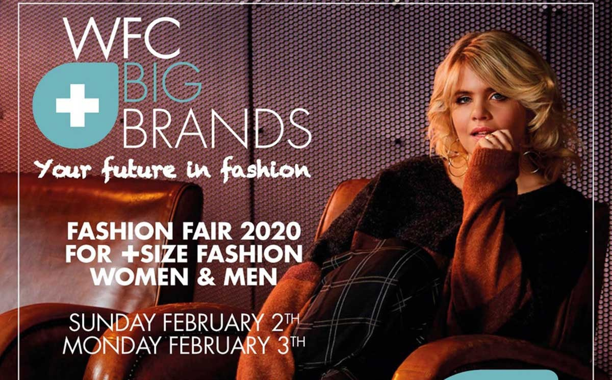 Plus size fashion is booming business op Europa's grootste curvy B2B beurs