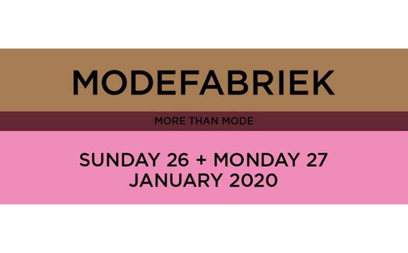 Work that shop! - Expert Workshops tijdens beurs Modefabriek 26-27 januari 2020