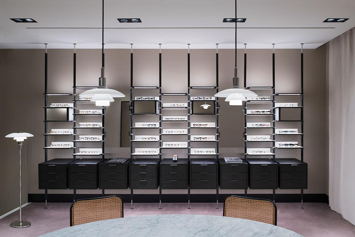 Binnenkijken: eerste winkel van Oliver Peoples in Nederland
