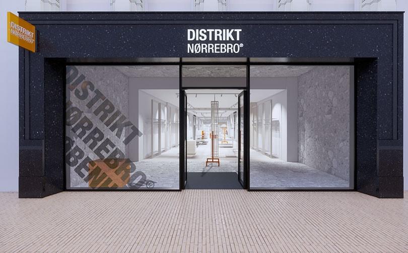 """Vijftien winkels en nieuw imago voor Distrikt Nørrebro: """"Van het oude concept blijft niets over"""""""