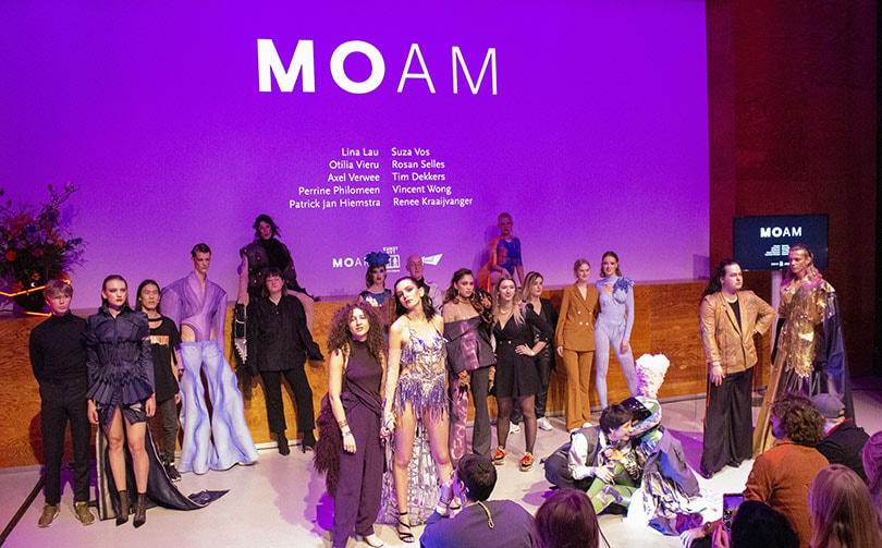Kijken: Jong talent toont eigen interpretatie van 'Thierry Mugler: Couturissime'  tentoonstelling