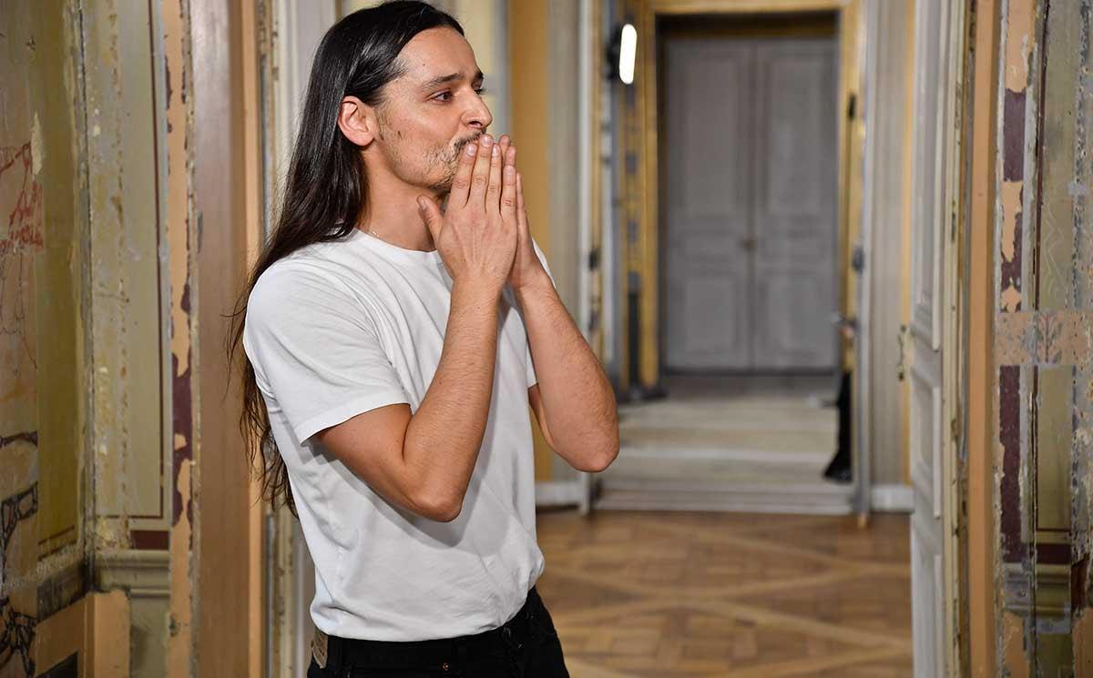 Olivier Theyskens nieuwe creatief directeur van Azzaro