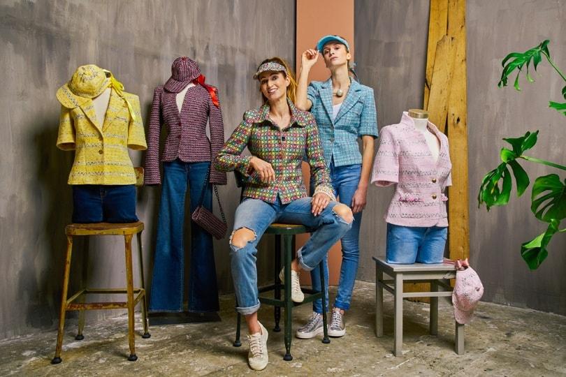 Kijken: SheSuit en couturier Ronald Kolk werken samen voor collectie