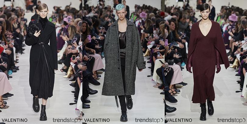 Overzicht Paris Fashion Week Herfst Winter 2020-21