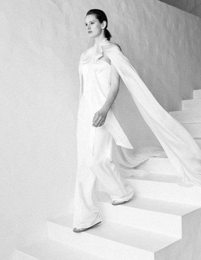 Modeontwerper Veronique Branquinho lanceert bruidsmerk