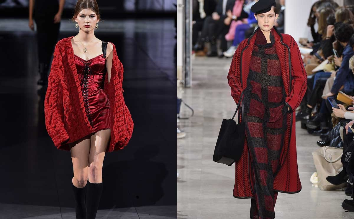 Gespot op de catwalk: Pantone's modekleuren herfst/winter 2020/21 New York Fashion Week