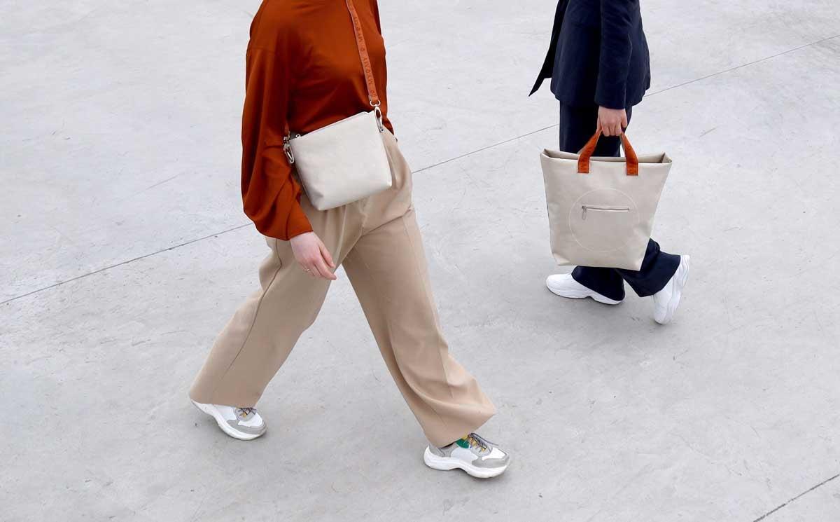 Myomy Do Goods lanceert tassen collectie van circulaire materialen