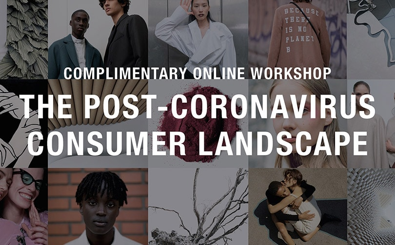 The post-coronavirus consumer online workshop