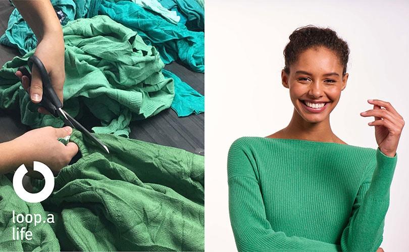 Loop.a life neemt volgende stap met nieuwe innovatie: Cotton2cotton