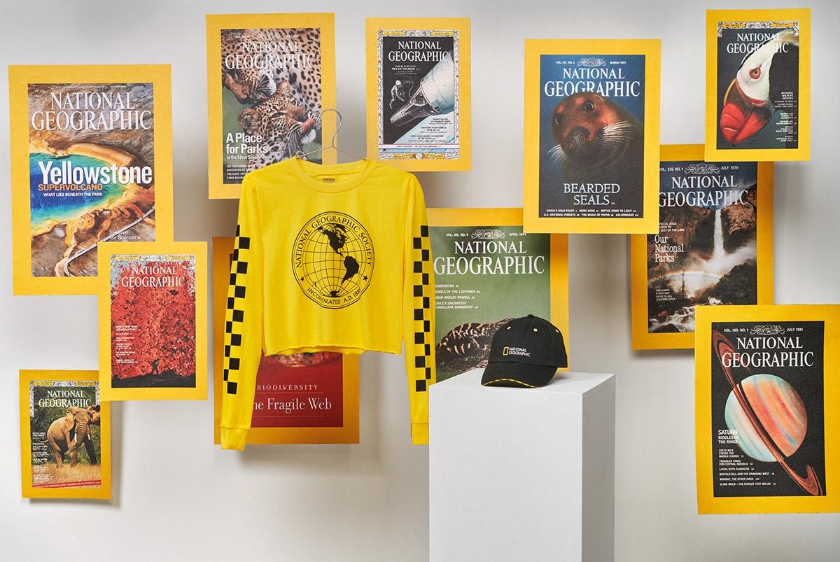 Vans en National Geographic vieren creatieve verwondering met capsulecollectie