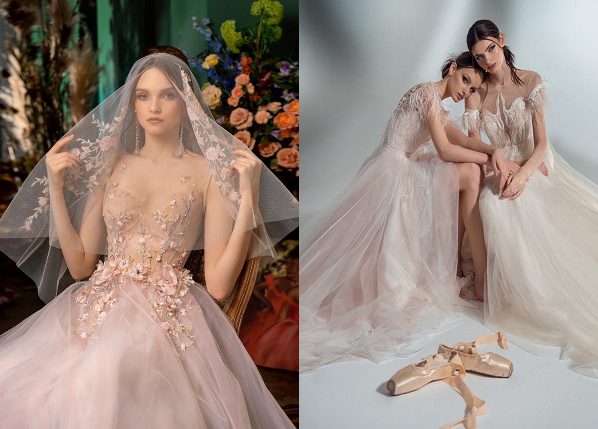 In beeld: drie succesvolle bruidsjurk ontwerpers uit Moldavië en Wit-Rusland