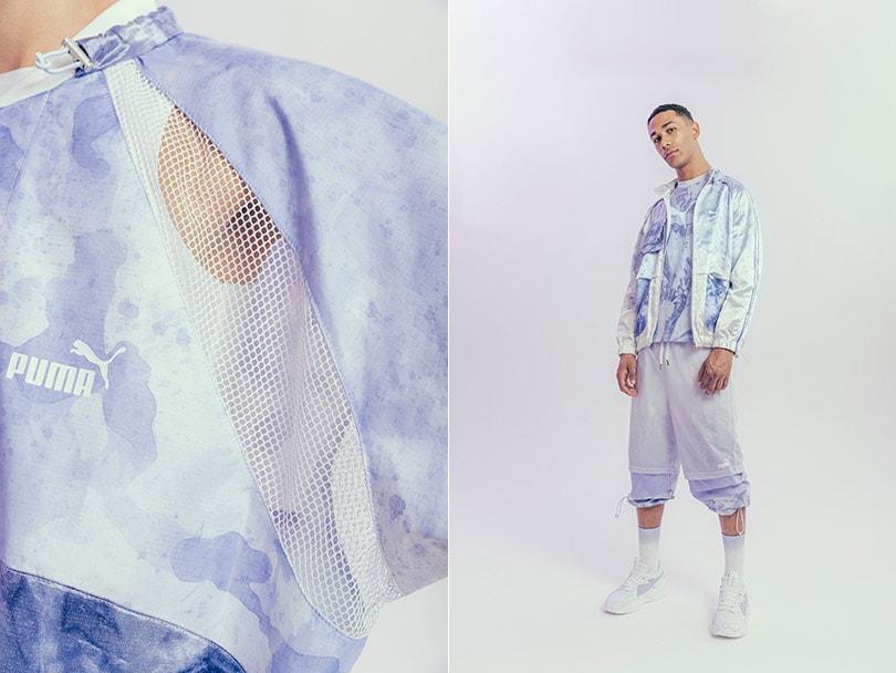 Levende kleuren: een sportswear-collectie geverfd met bacteriën
