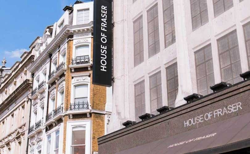 Frasers Group verwerft belang in Hugo Boss, beweegt zich richting hogere segment