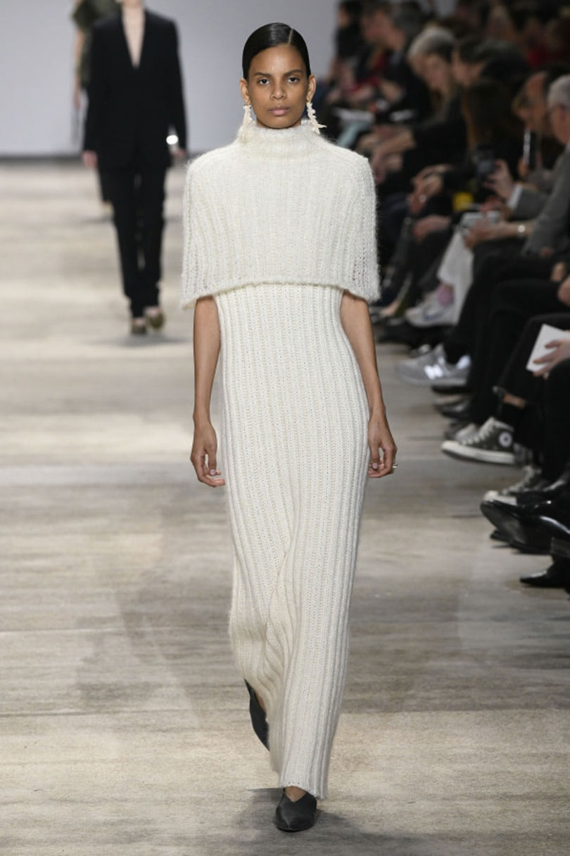 Lidewij Edelkoort over AW2021-22: Een overvloed aan wit, breisels en comfort