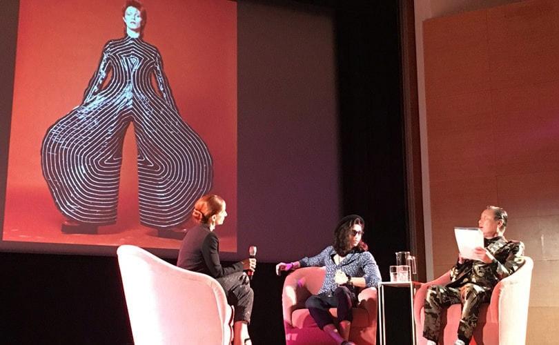 Van Bowie tot Brooklyn: de ontwerpen van Kansai Yamamoto (1944-2020) gingen de hele wereld over