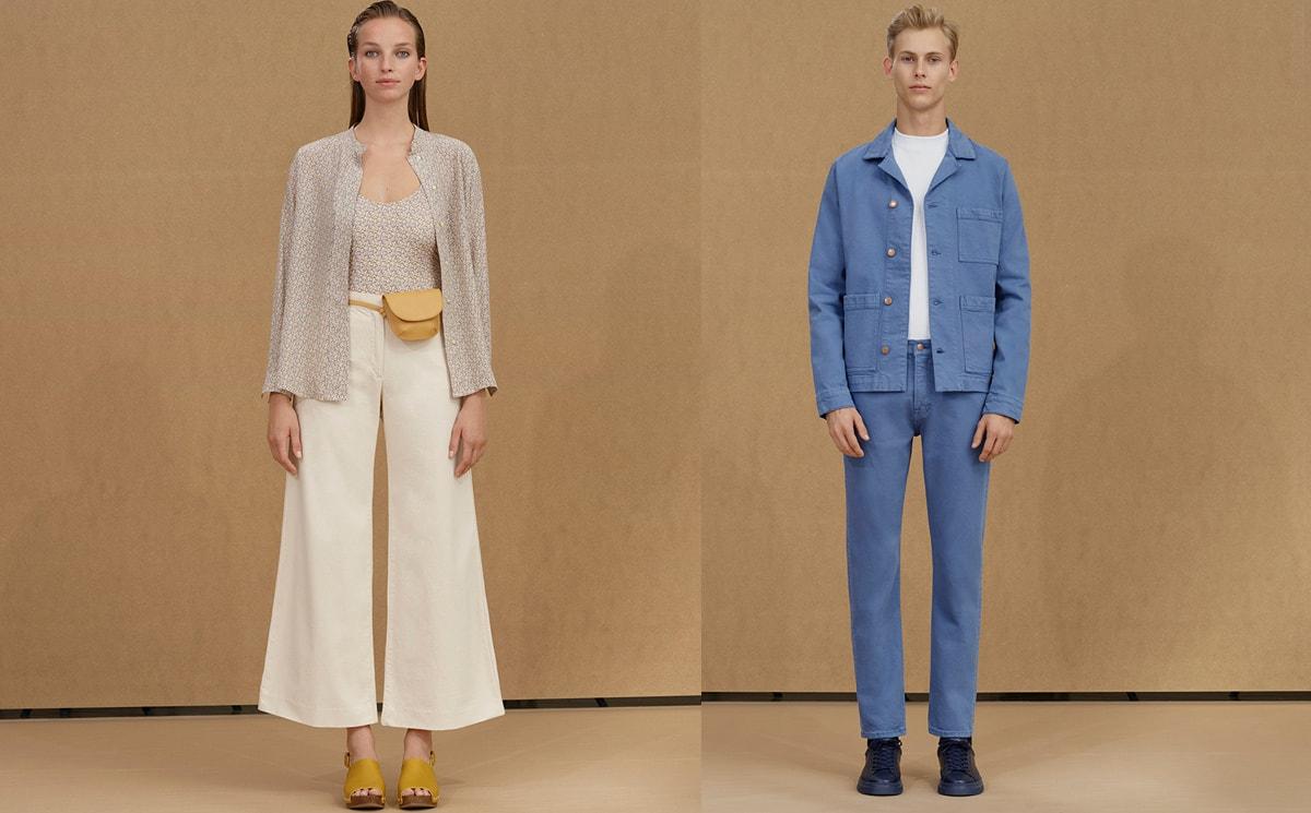 Interieur inspiratie toegepast op het lichaam en stijl: Pre-Autumn 2020