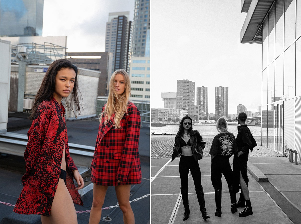 ALIX the label launches her new FW20 collection