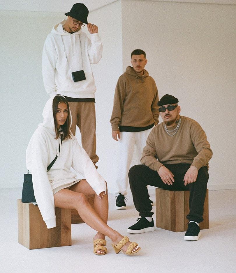 H&M lanceert collectie met streetwear website Highsnobiety