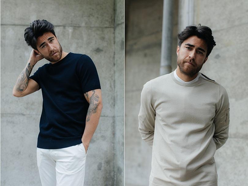 New brand 'Saint Steve' brengt next-level knitwear