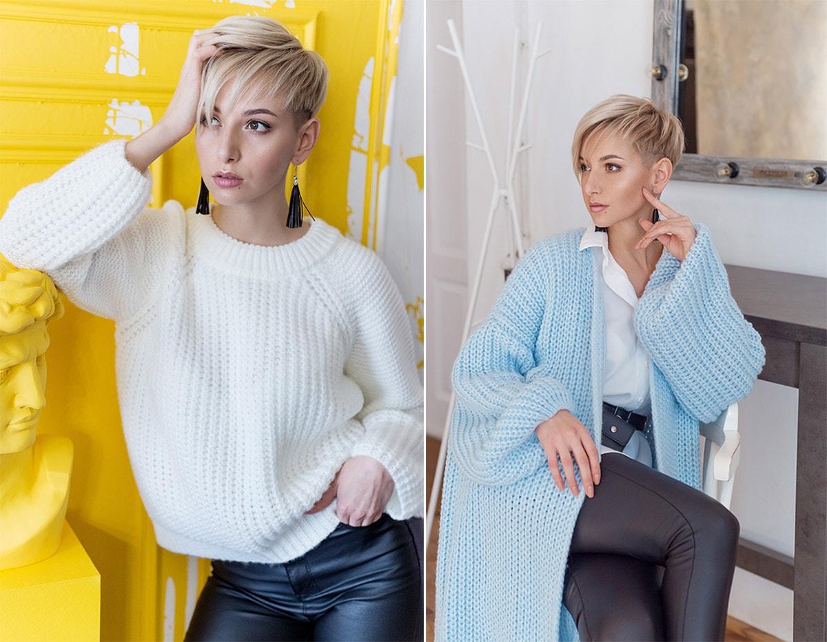 Knitwear uit Belarus: Bonadi en Oval