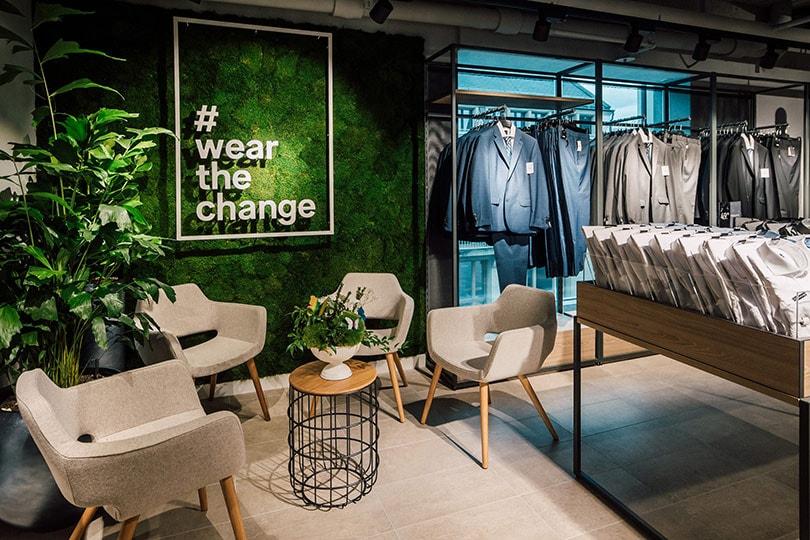 Kijken: C&A gaat voor nieuwe look in Zwitserse flagshipstore