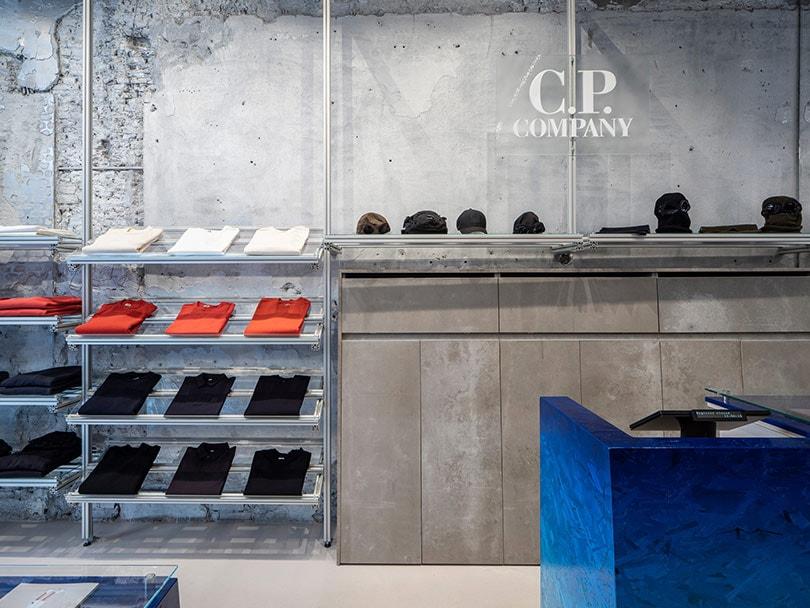 Kijken: C.P. Company opent eerste Nederlandse winkel